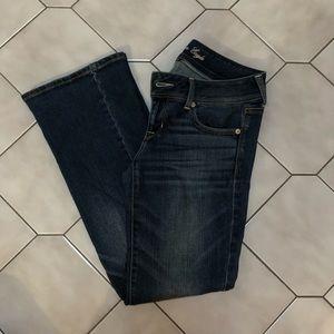 4s Slim Boot Jeans